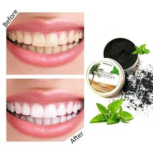 Other - 15g Activated Charcoal Teeth Whitening Powder